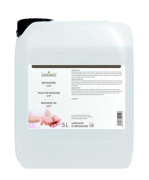 Massageöl - Grip - 5 l Kanister