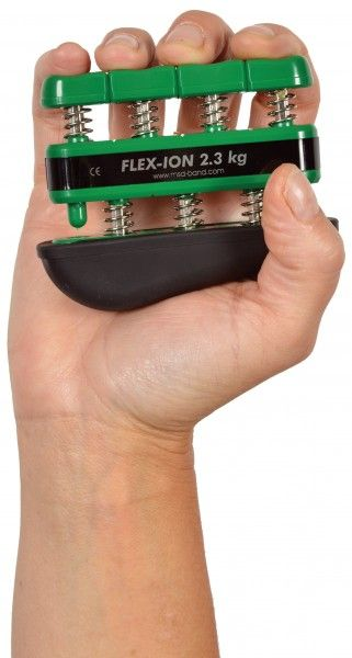 FLEX-ION Fingerübungsgerät 2,3 - 7,3 kg
