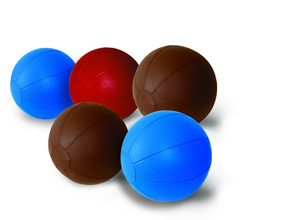 Medizinball aus Ruton - 21 cm, 1000 g