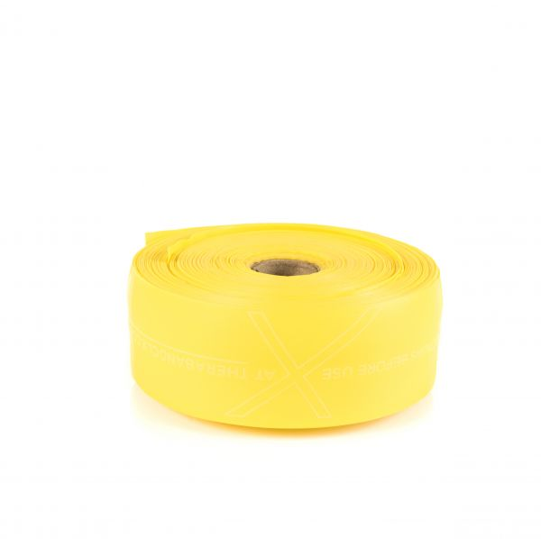 Thera Band CLX Rolle 22m, leicht / gelb