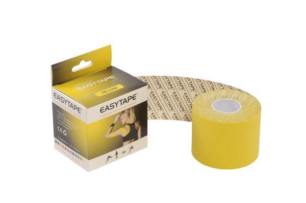 Easy Tape® 12 Rollen 4,5 m x 5 cm - gelb