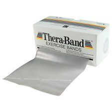 Thera-Band ca. 5,5 m Rolle super stark