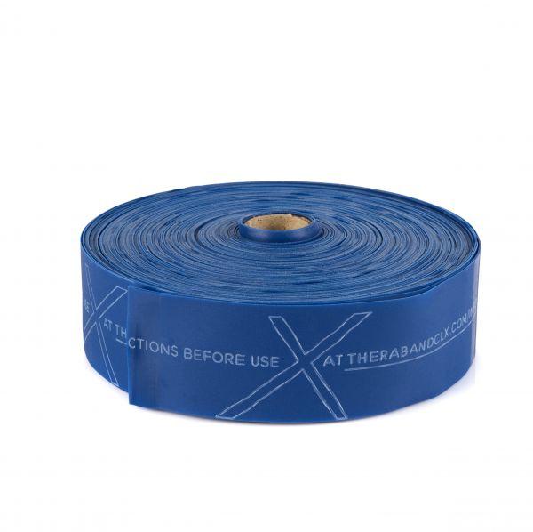 Thera Band CLX Rolle 22m, extra stark / blau