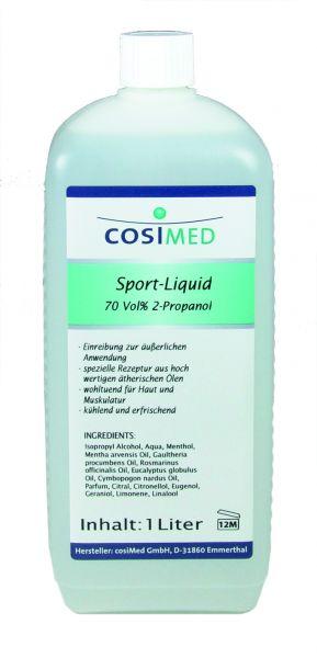 Sport-Liquid 70 Vol% 2-Propanol 1 Liter