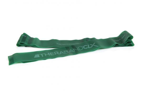 Thera Band CLX Band 2 m, stark / grün
