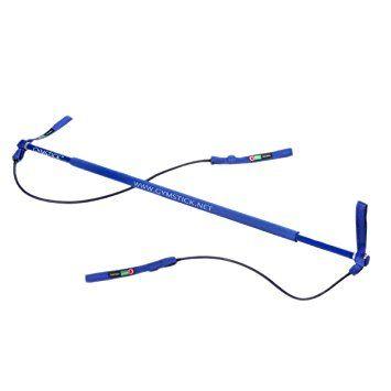 Gymstick - blau - mittel; 1-15 kg