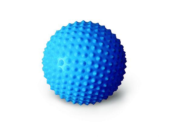 Noppenball - blau - 23 cm