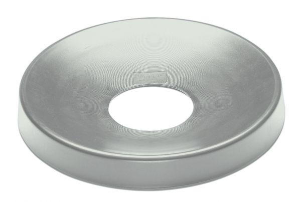 Ballschale - silber für Gymnastikbälle