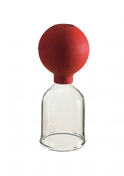 Saugglocke mit Ball - Grösse 4 - 50 mm