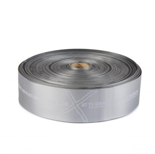 Thera Band CLX Rolle 22m, super stark / silber