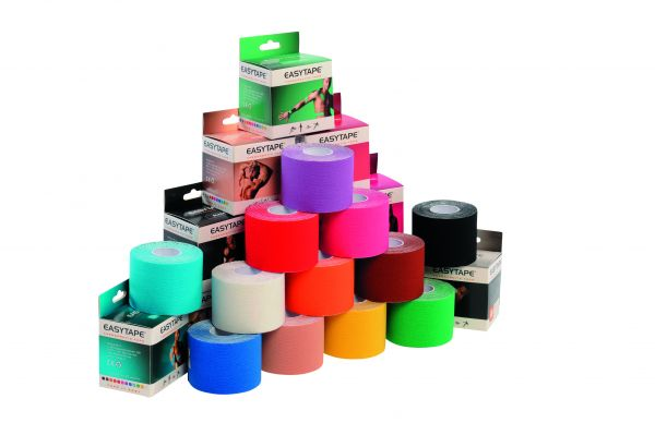 Easy Tape® 12 Rollen 4,5 m x 5 cm - Mix-Box 2