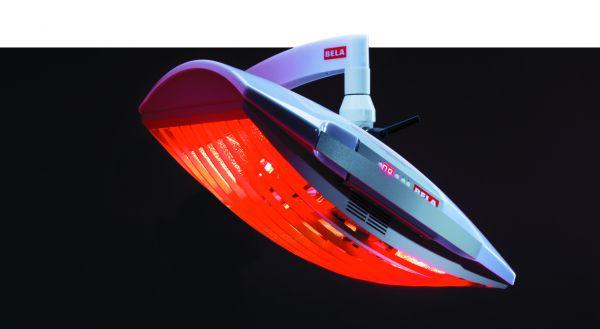 Bela-Bestrahlungskopf RLE 004 - 4 Lampen