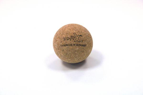 softX Faszien Cork Ball 65 / ∅ 6,5