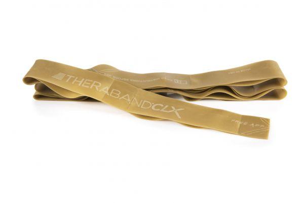 Thera Band CLX Band 2 m, maxi stark / gold