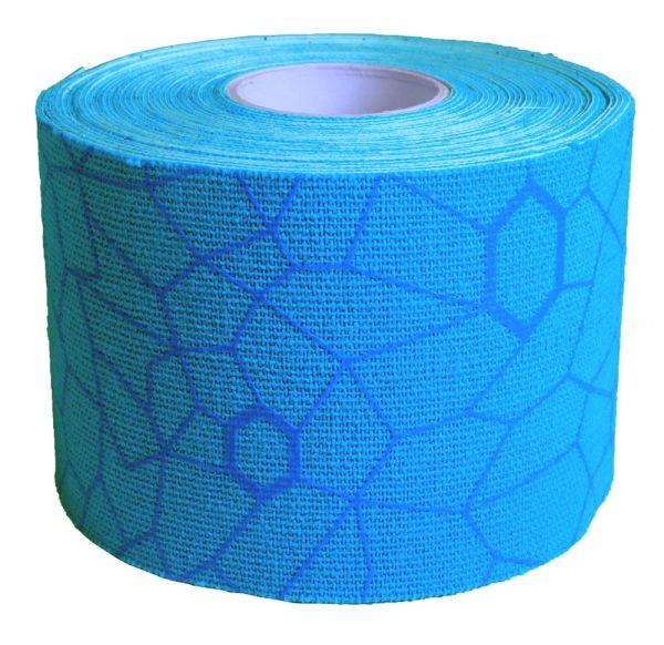 Thera Band Kinesiology Tape, blau / blau