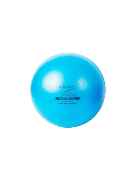 ARTZT vitality® Miniball Farbe: blau 22 cm