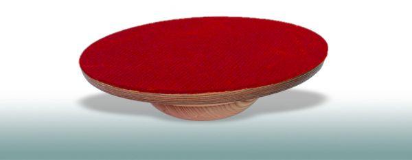 Holzkreisel mit rutschfester Auflage