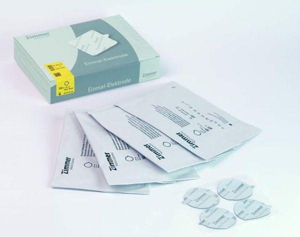 ZIMMER Einmal-Elektroden rund