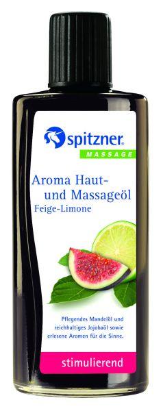 Aroma Haut-und Massageöl Zitrone-Orange