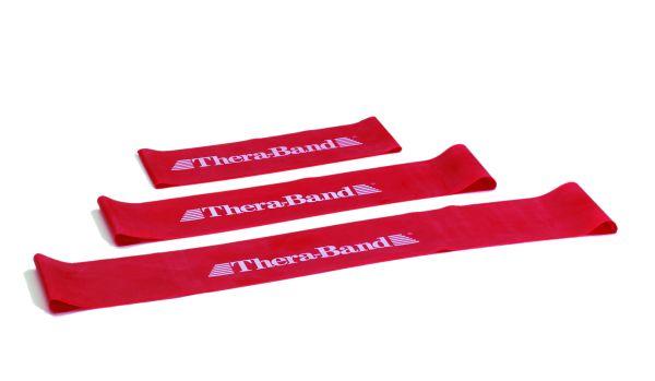 Thera-Band Loop mittelstark / L: 30,5 cm