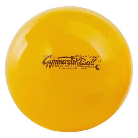 Pezzi-Gymnastikball 42 cm - gelb