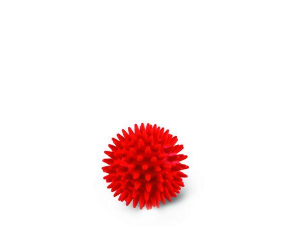 Noppenball - rot - 9 cm