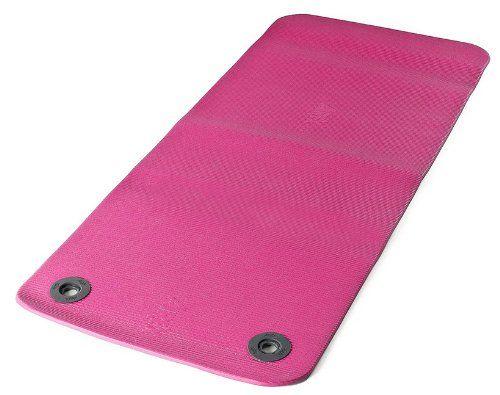 Airex-Matte-Fitline 140 pink, 2 Ösen