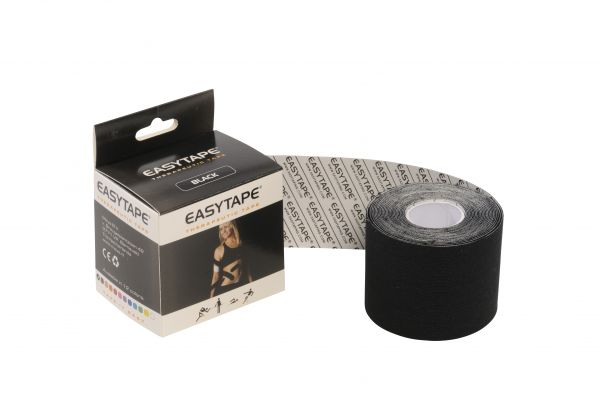 Easy Tape® 12 Rollen 4,5 m x 5 cm - schwarz