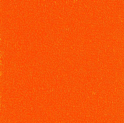 Liegenbezug, orange, 65 x 200 cm
