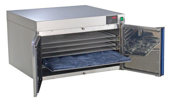 Wärmeschrank WS6-7053 S, 775x730x505 mm