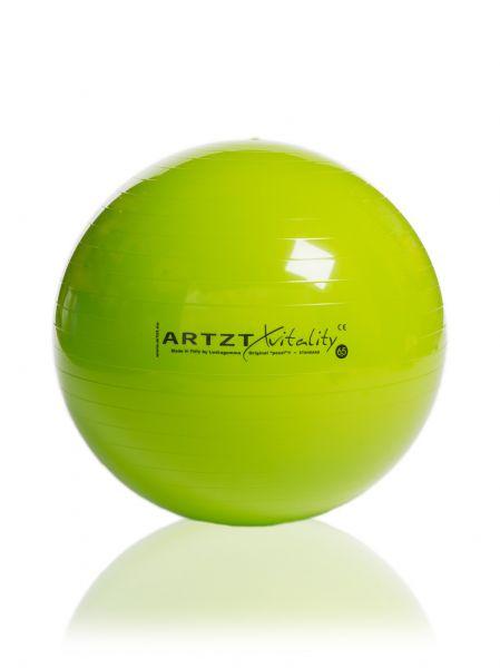 Artzt vitality® Fitness Ball - grün 65 cm