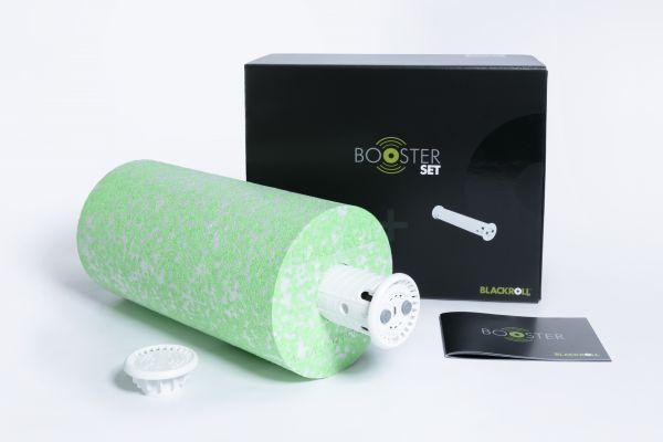 Blackroll Booster Set Med - weiss/grün 30 x 15 cm