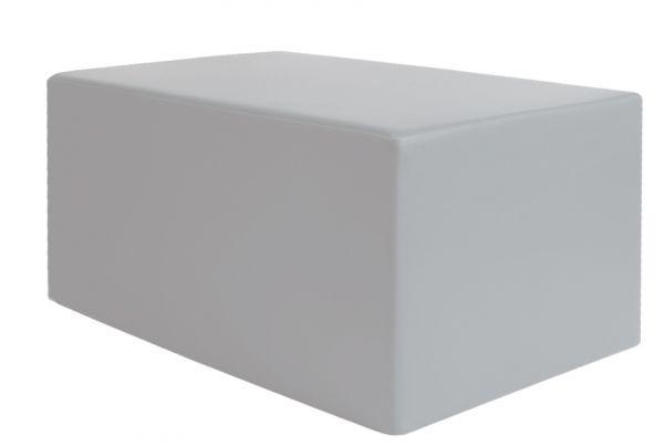 Positurkissen 55 x 45 x 40 cm - grau