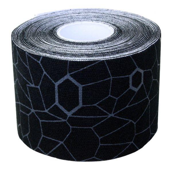 Thera Band Kinesiology Tape, schwarz / grau