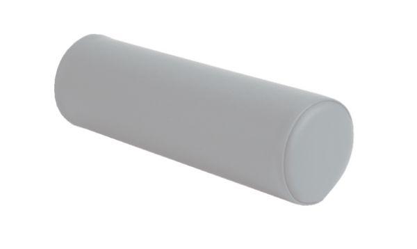 Lagerungsrolle hart - ∅ 15 x 50 cm grau