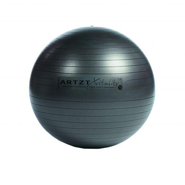 Artzt vitality® Fitness Ball - anthrazit 65 cm