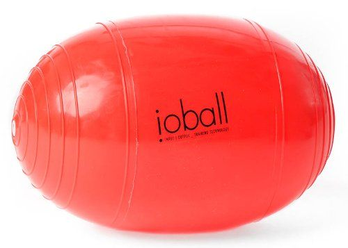 ioBall / ca. 16 cm Farbe: rot