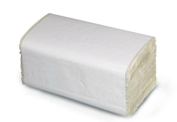 Einmalhandtücher - Standard naturweiss