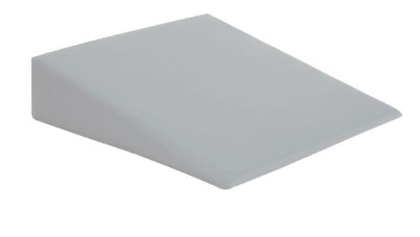 Keilkissen 40 x 40 x 10/2 cm Farbe grau