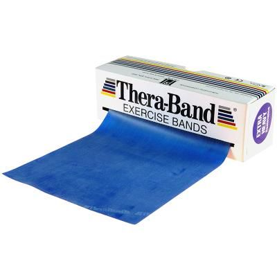 Thera-Band ca. 5,5 m Rolle extra stark