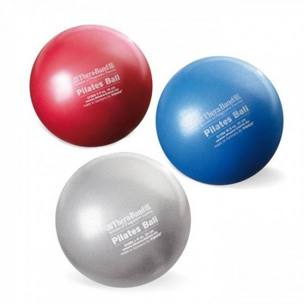 Thera-Band® Pilates Ball 22 cm, blau
