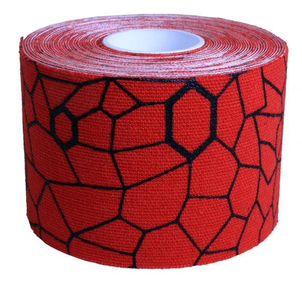 Thera Band Kinesiology Tape, rot / schwarz